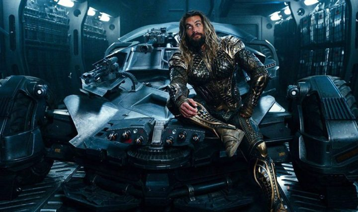 Justice League Filmkritik Aquaman Jason Momoa