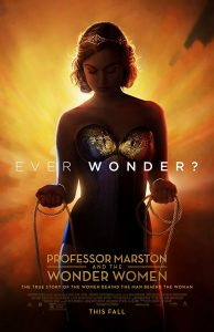 Professor Marston und Wonder Woman Filmposter Filmkritik Fluxkompensator