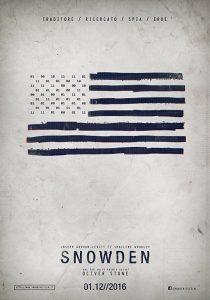 Snowden Poster Filmkritik