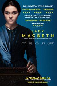 lady macbeth Poster Filmkritik