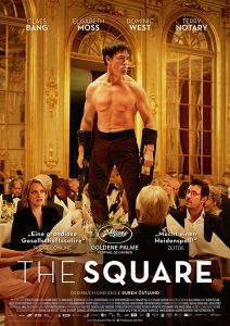 The Square Film-Poster Filmkritik