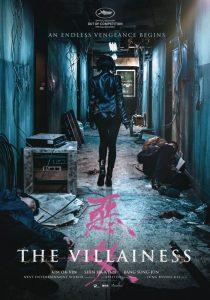 The Villainess poster Filmkritik