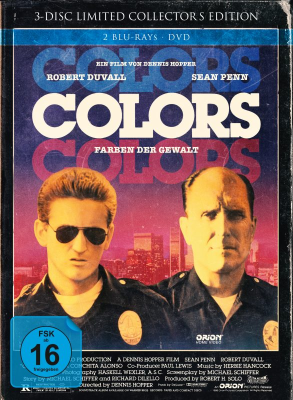Colors Mediabook Cover B