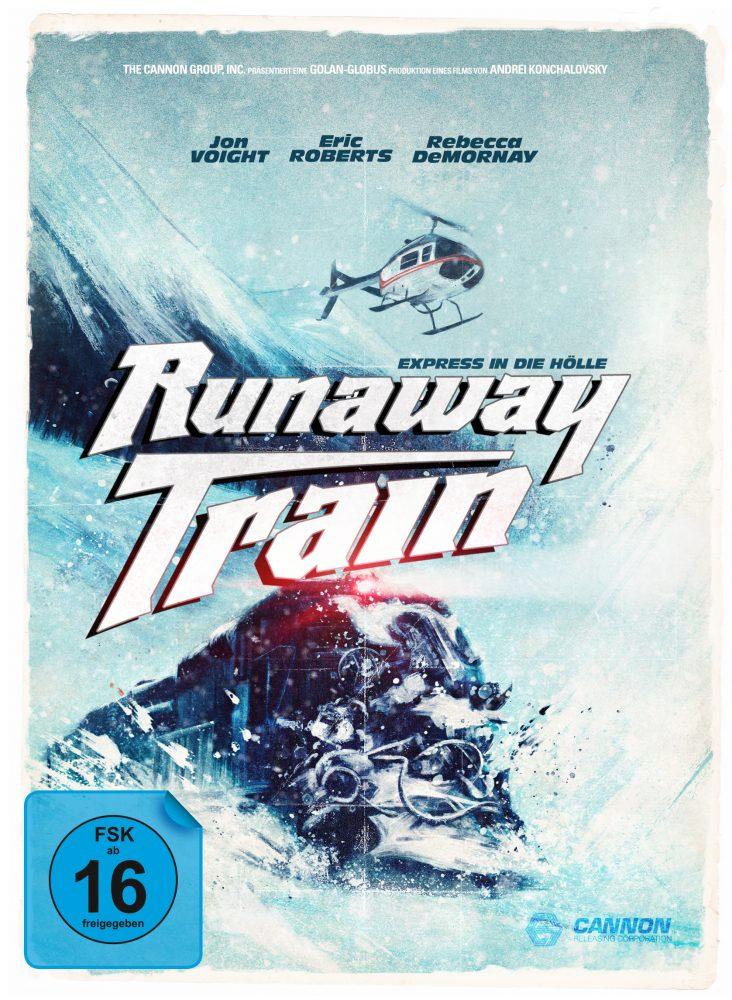 Runaway Train Mediabook Cover A