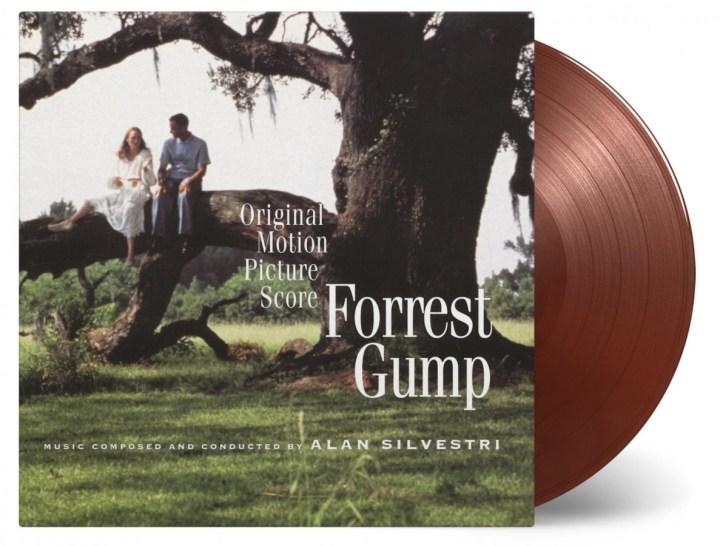 Forrest Gump Soundtrack Vinyl Alan Silvestri