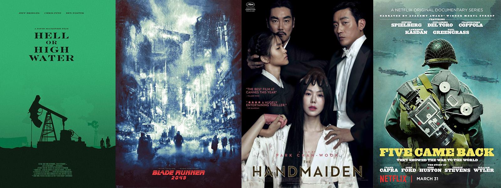 Top 5 Filme 2017 Fluxkompensator
