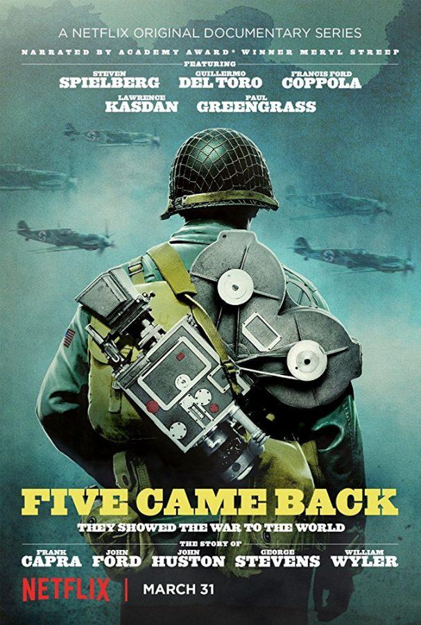 five came back Netflix Poster