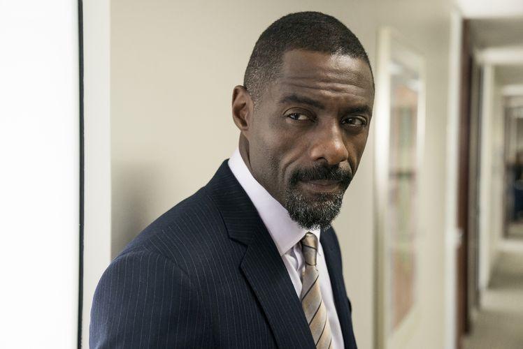 MOLLY'S GAME Idris Elba