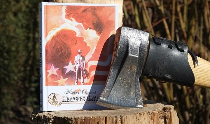 Heavens Gate Cover Mediabook Capelight