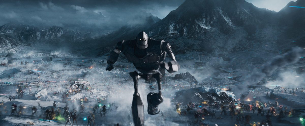 Ready Player One Der Gigant aus dem All