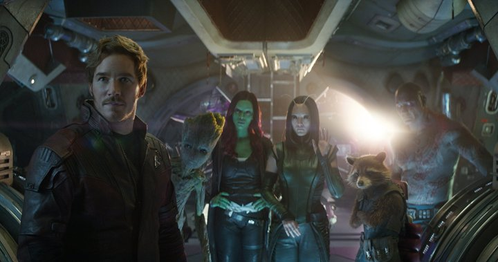 Averngers Infinity War Guardians of the Galaxy