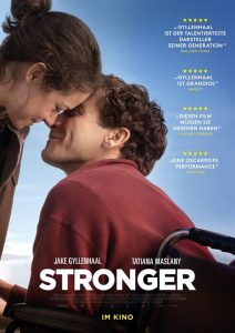 Stronger Jake Gyllenhaal Kinoposter