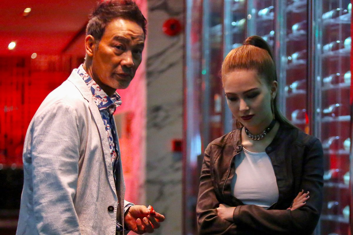 The Shanghai Job Simon Yam Hannah Quinlivan