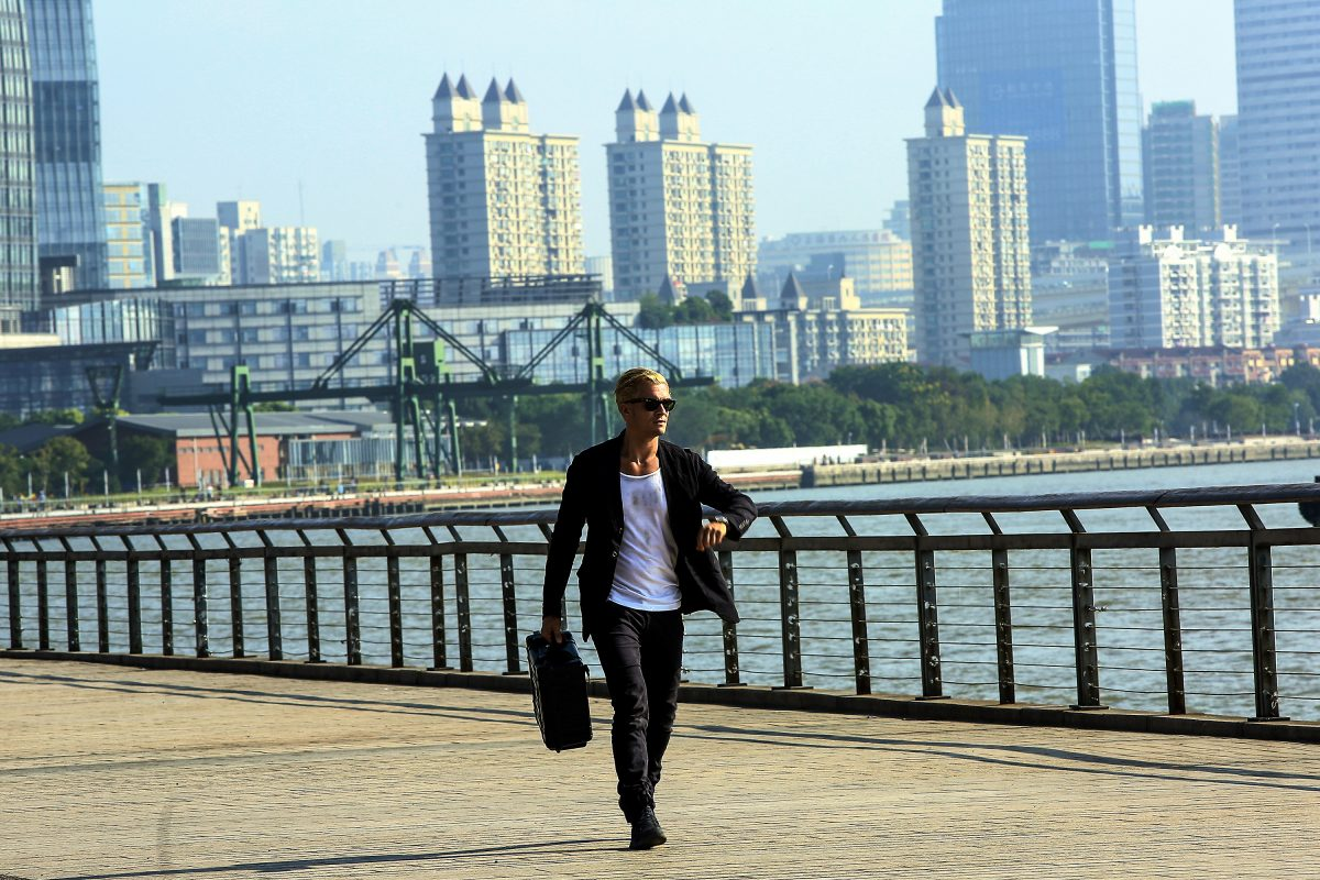 The Shanghai Job Orlando Bloom