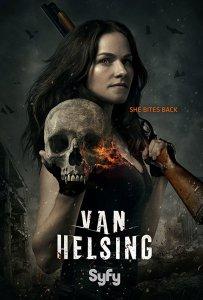 Van Helsing Netflix Original Poster