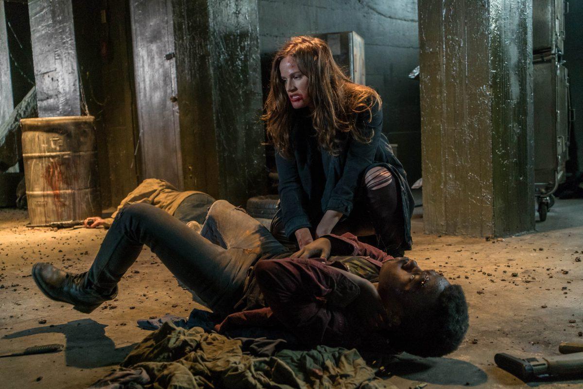 Van Helsing Netflix Original Trezzo Mahoro Kelly Overton