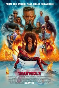 Deadpool 2 Kinoplakat