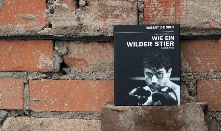 Wie ein wilder Stier Cover Mediabook Filmconfect