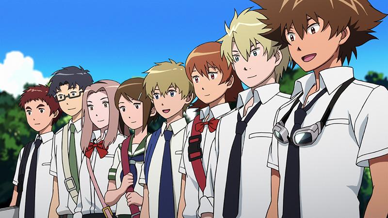 Digimon tri Confession 3