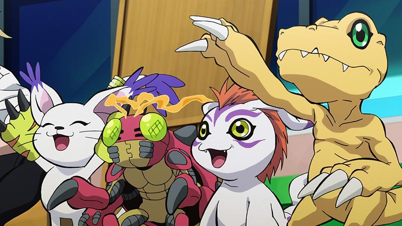 Digimon tri Determination 2