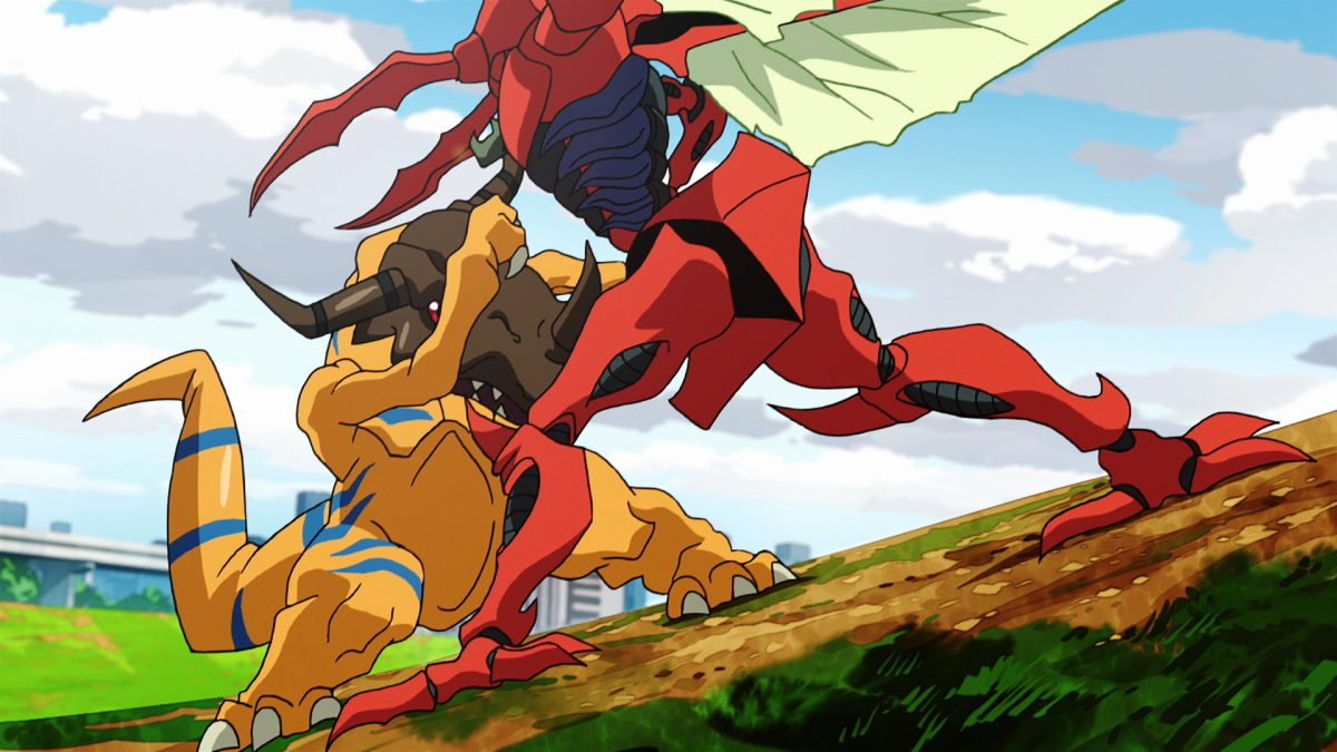 Digimon tri Reunion 4