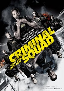 Kinoposter Review Criminal Squad