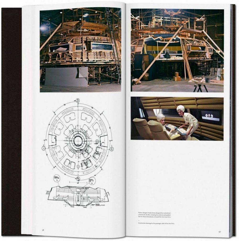 The Making of Stanley Kubricks 2001 A Space Odyssey TASCHEN Einsicht