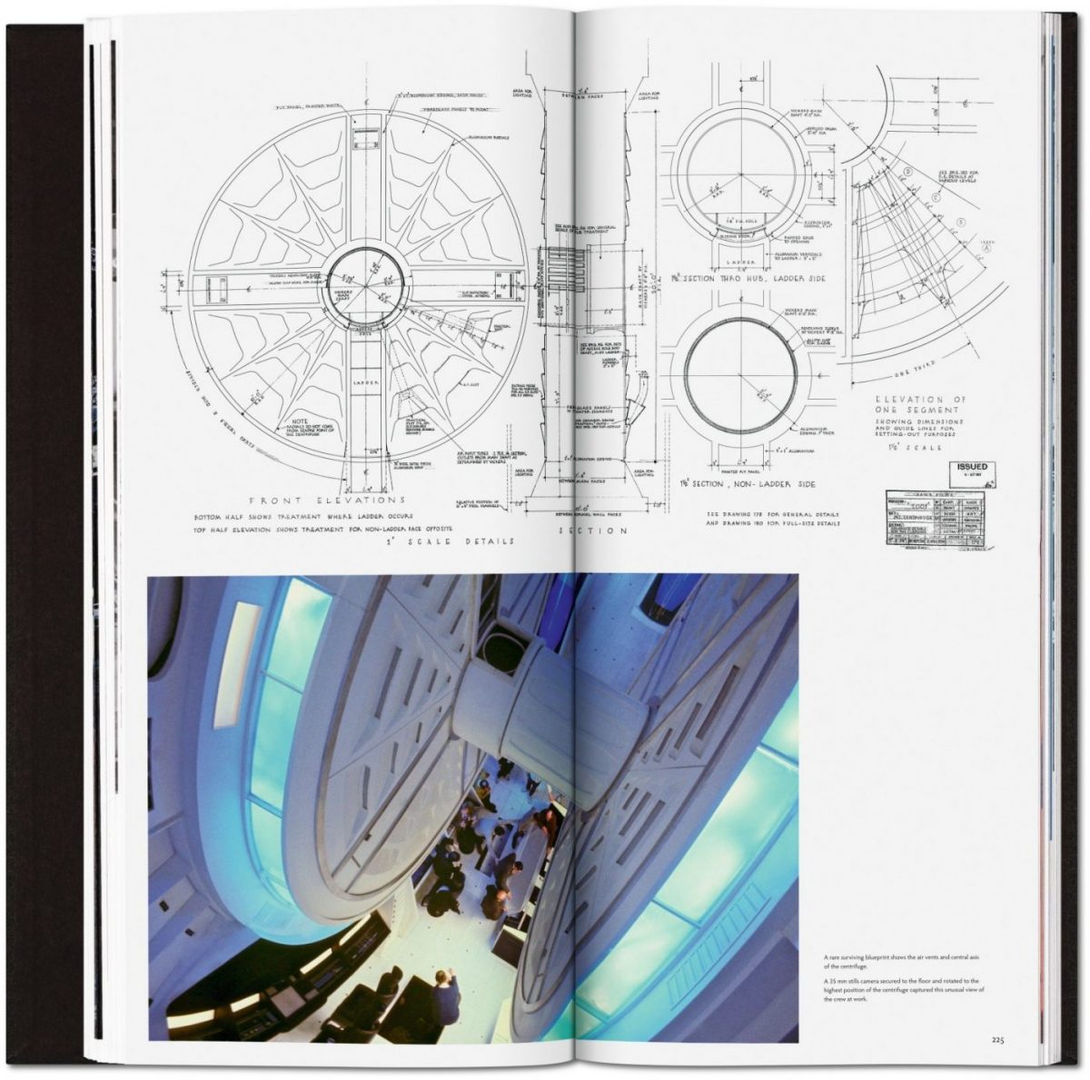 The Making of Stanley Kubricks 2001 A Space Odyssey TASCHEN Einsicht