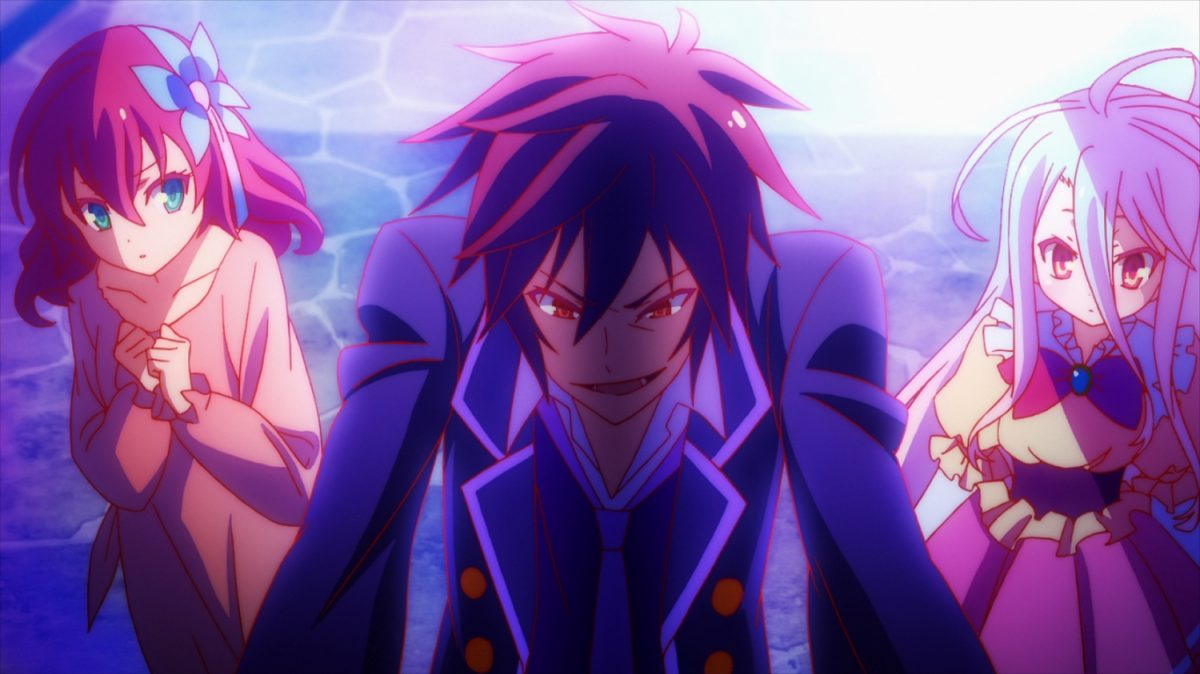 No Game No Life Animeserie Review