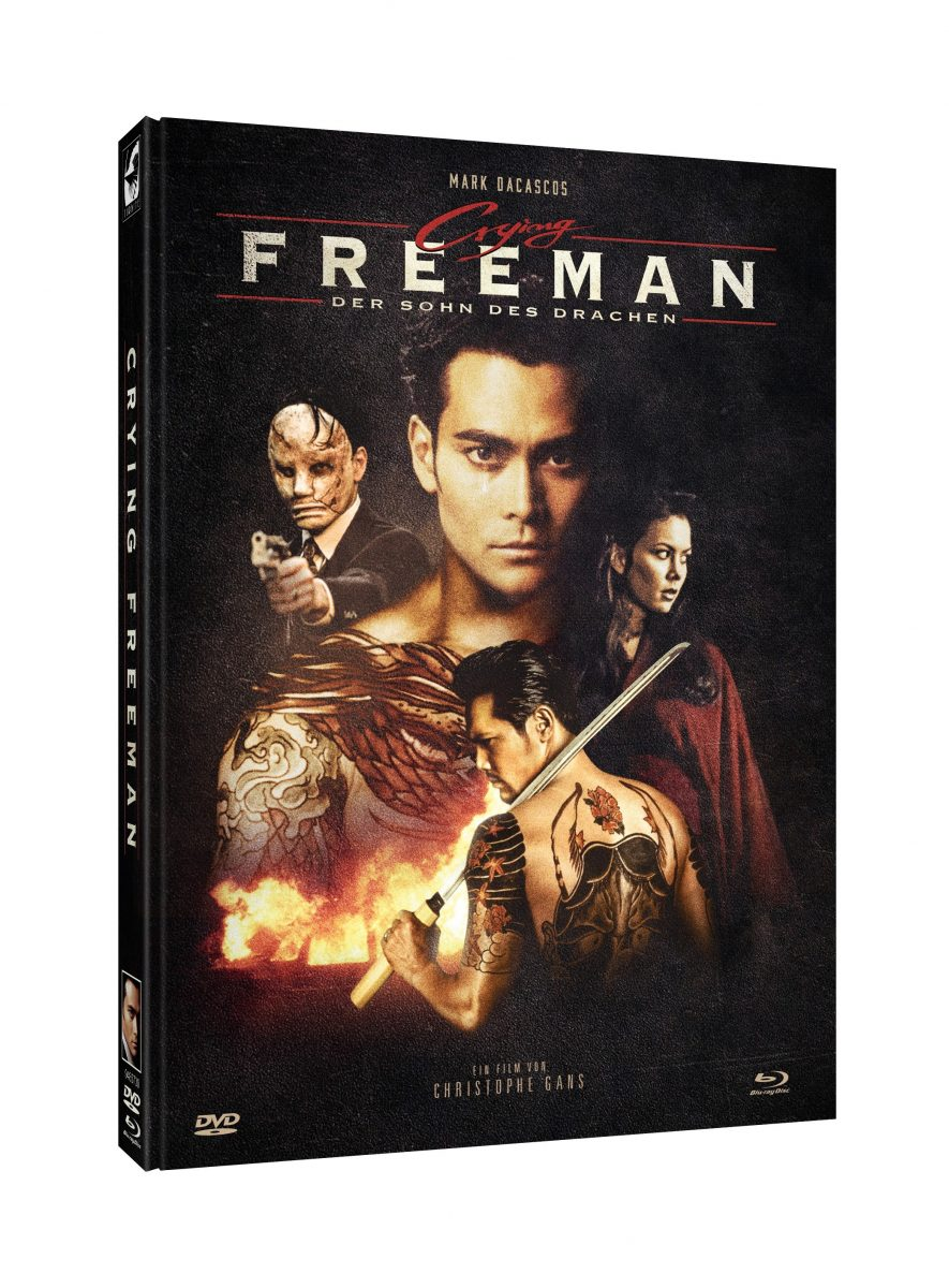 Crying Freemann Cover C Mediabook