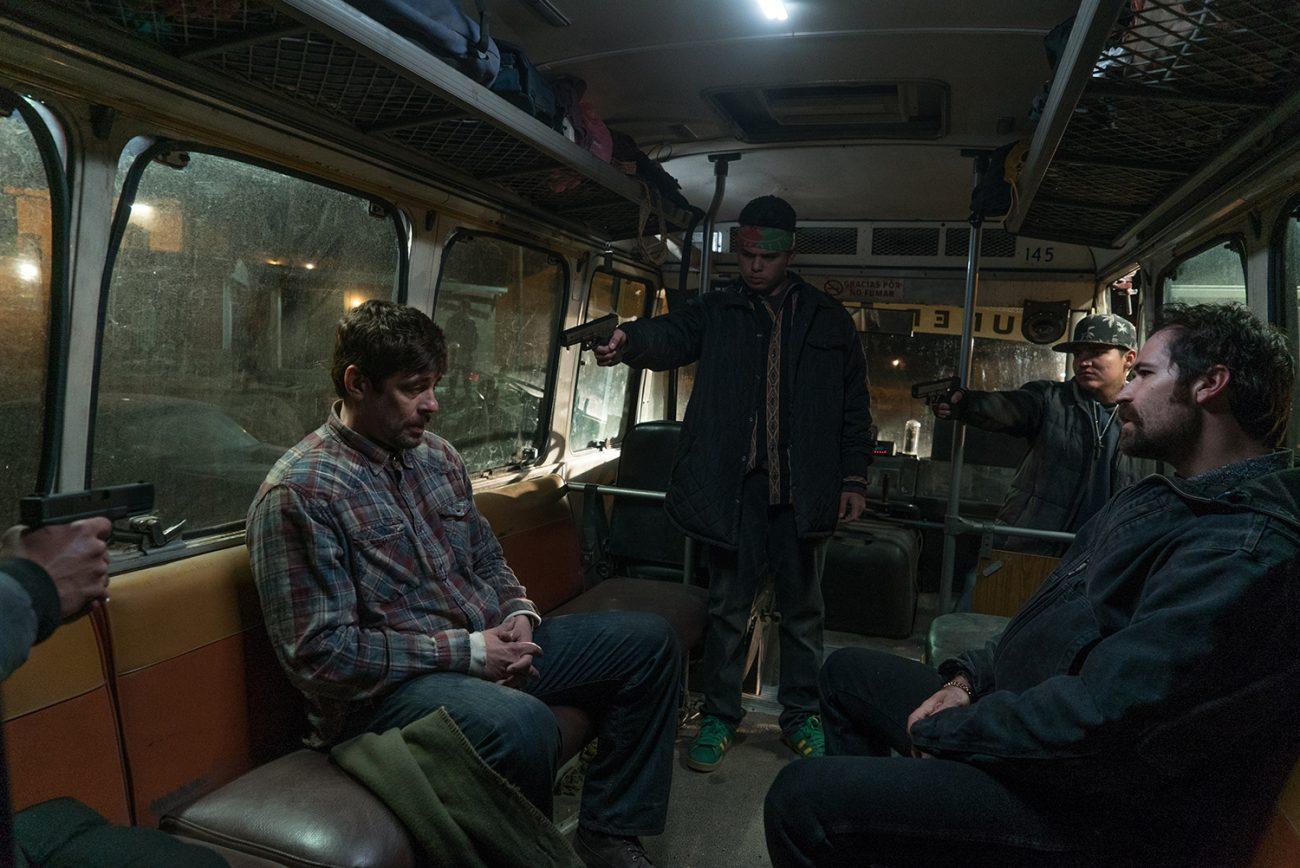 Sicario 2 Day Of The Soldado Benicio Del Toro