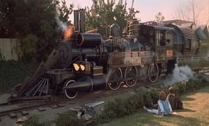 Zurück in die Zukunft 3 Lokomotive