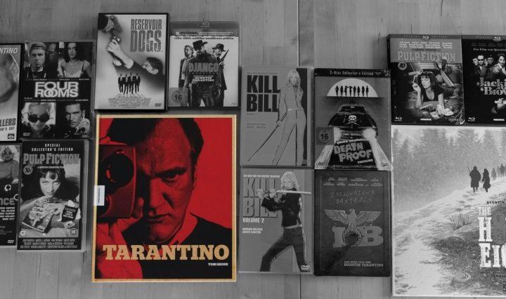 TARANTINO Filmbuch Der Kulregisseur und seine Filme von Tom Shone Knesebeck
