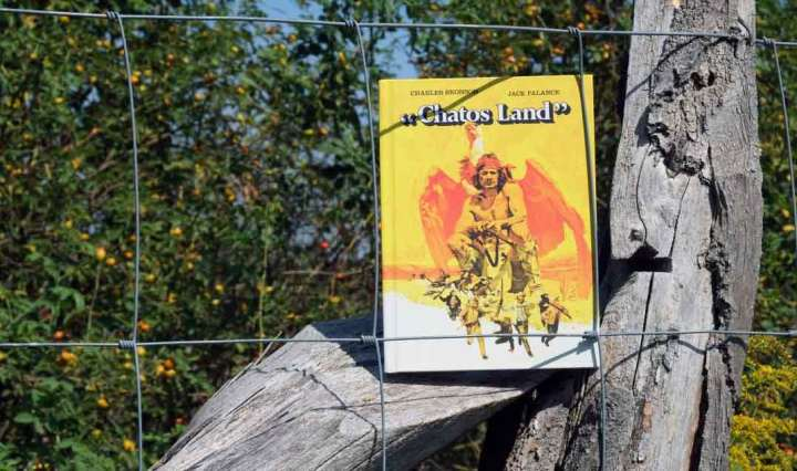 Chatos Land (1972) – Filmkritik & Review zum Mediabook