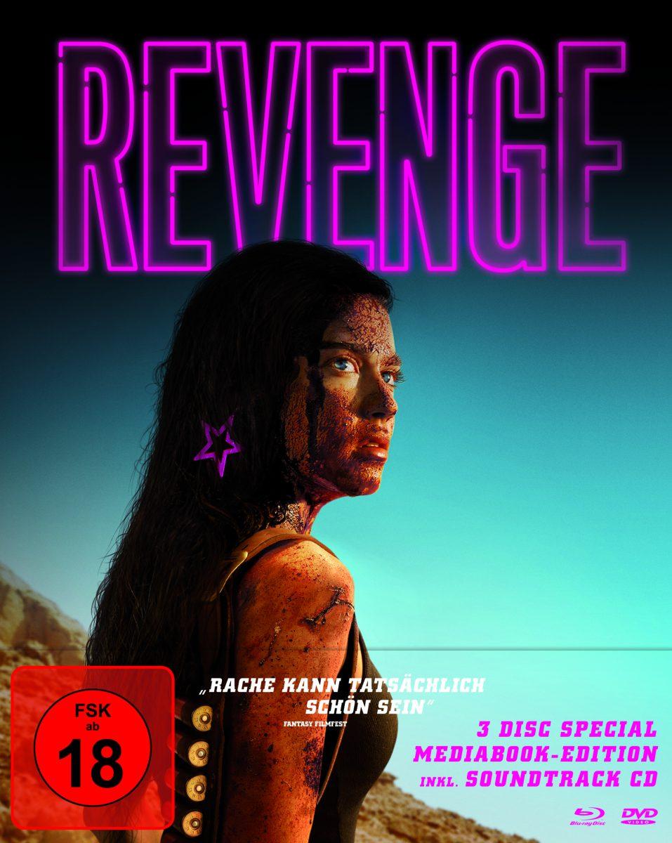 Revenge-Mediabook-Cover
