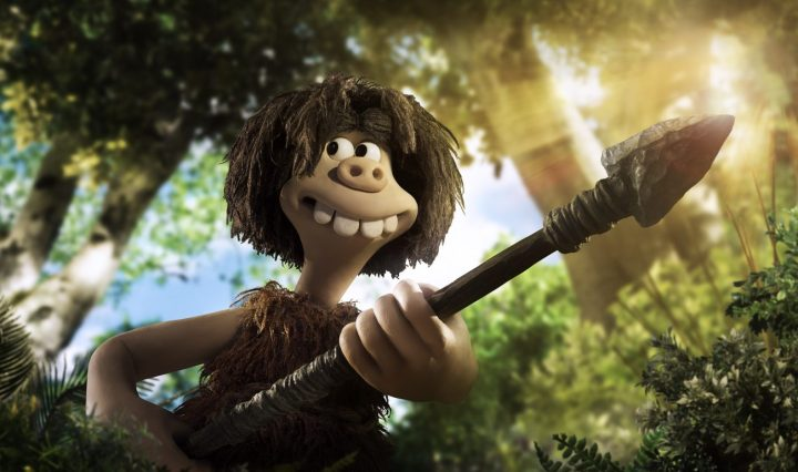 EARLY MAN Kritik zum Film