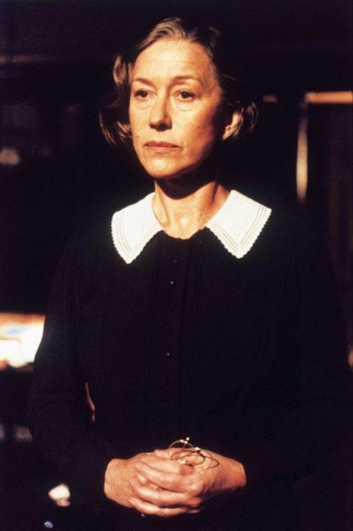 Gosford Park Blu-ray Cover Helen Mirren