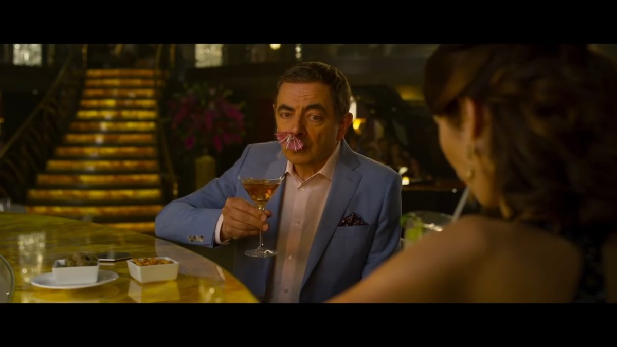 Johnny English - Szenenbild8