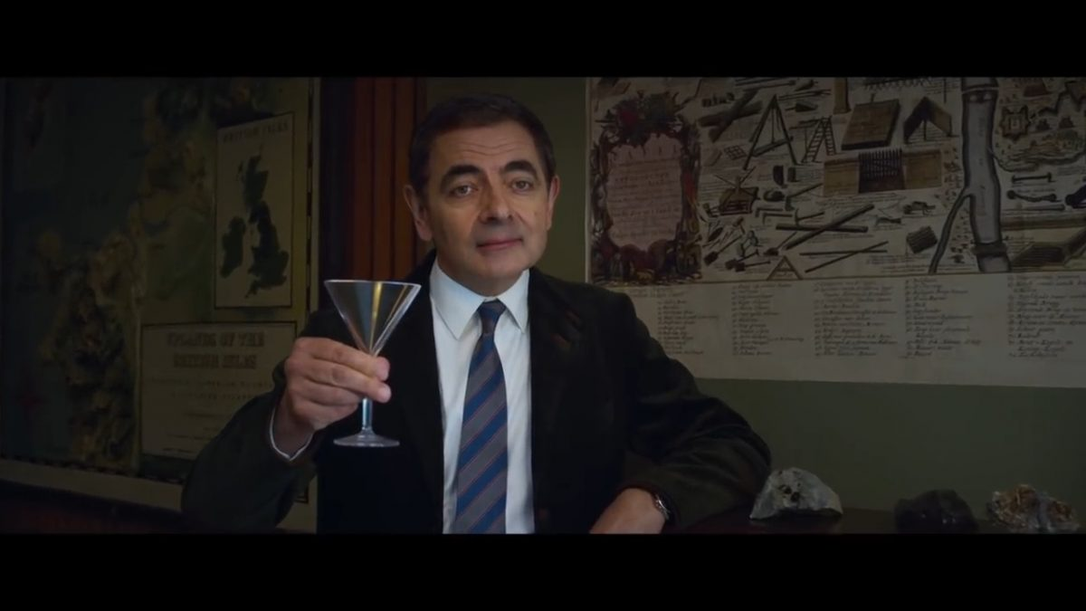 Johnny English - Szenenbild9