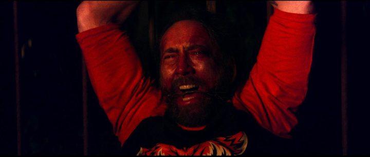 MANDY Nicholas Cage als Red