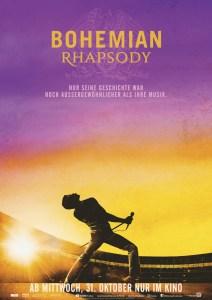 Bohemian Rhaypsody Filmposter