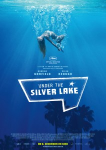 Under the Silver Lake Kinoposter
