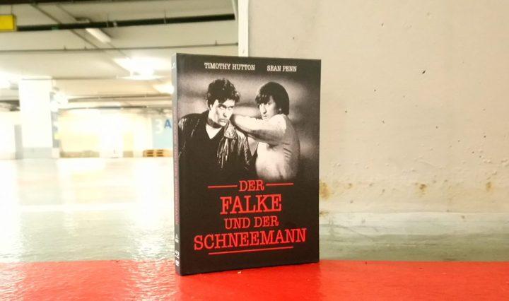 Der Falke und der Schneemann (1985) – Filmkritik & Review zum Mediabook