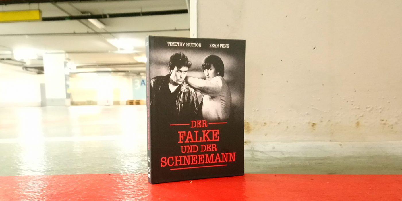 Der Falke und der Schneemann Review Mediabook