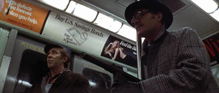 Stoppt die Todesfahrt der U-Bahn 123 Review Mediabook