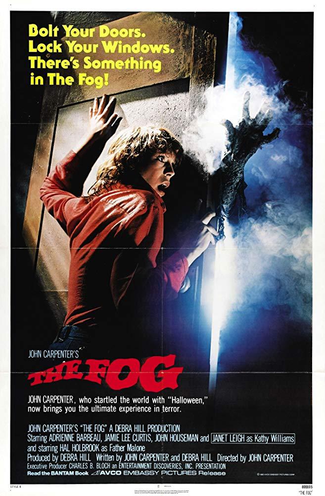 The Fog Originalkinoplakat
