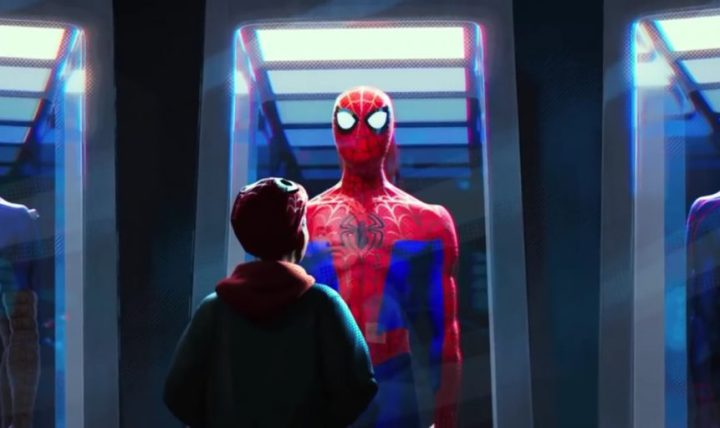 Spider-Man: Into the Spider-Verse (2018) – Filmkritik