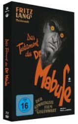 Das Testament des Dr. Mabuse Mediabook Cover Review