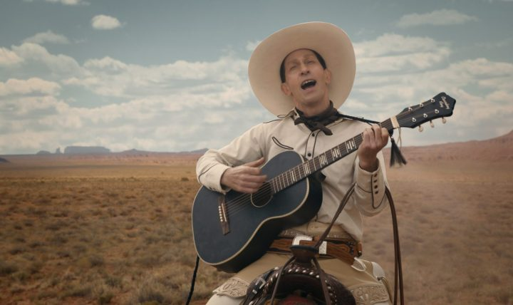 The Ballad of Buster Scruggs (2018) – Filmkritik   NETFLIX Original