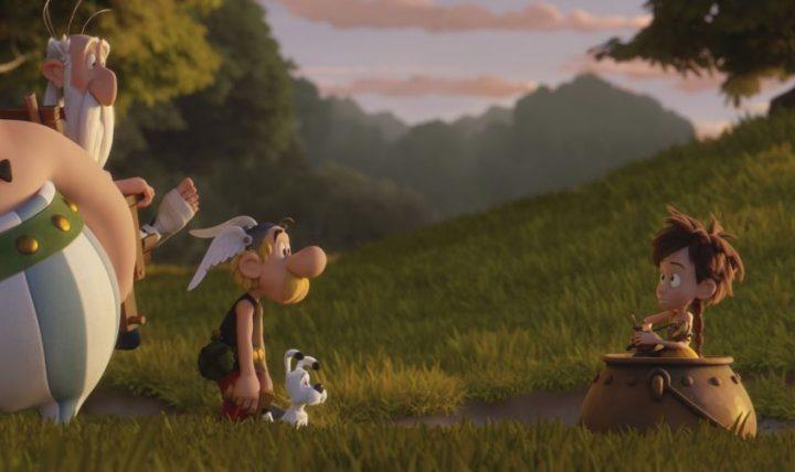 Asterix und das Geheimnis des Zaubertranks (2018) – Filmkritik